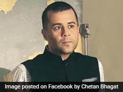 Five Point No One. Chetan Bhagat's Books May Not Enter DU After All