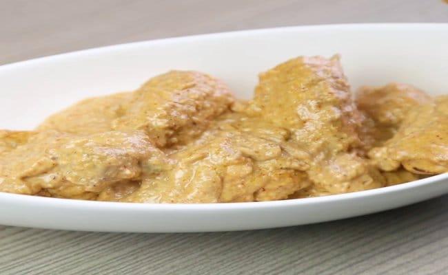 Creamy Chicken Korma