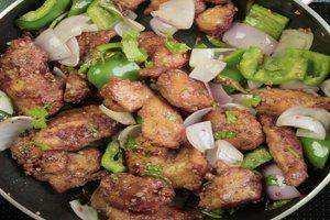 चिली चिकन