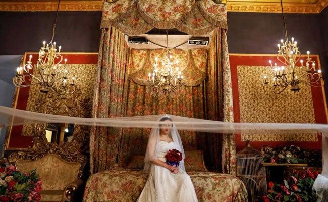 china wedding bride reuters