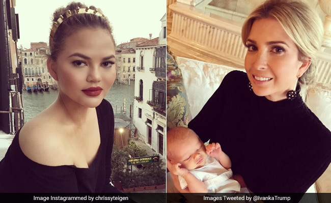 Chrissy Teigen Corrects Ivanka Trump's Grammar And Twitter Loves It