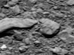 The Last Thing Comet Probe Rosetta Saw