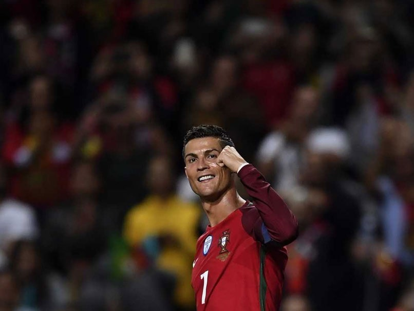 Cristiano Ronaldo Breaks Pele