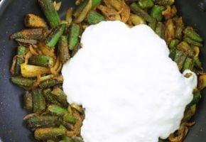Dahi Aur Bhindi