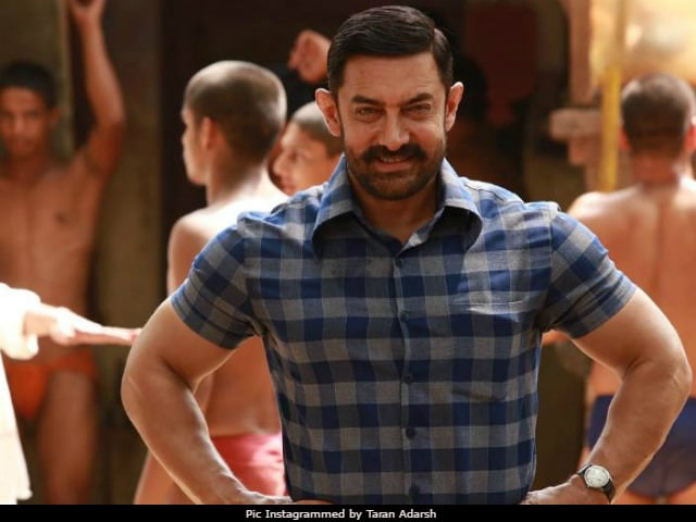 Aamir Khan's Dangal Becomes Highest Grossing Bollywood Film In Hong Kong