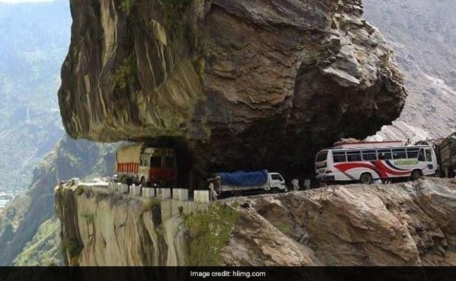 PHOTOS: भारत के 5 सबसे खतरनाक रास्ते, हलक में अटकी रहती है सांस
