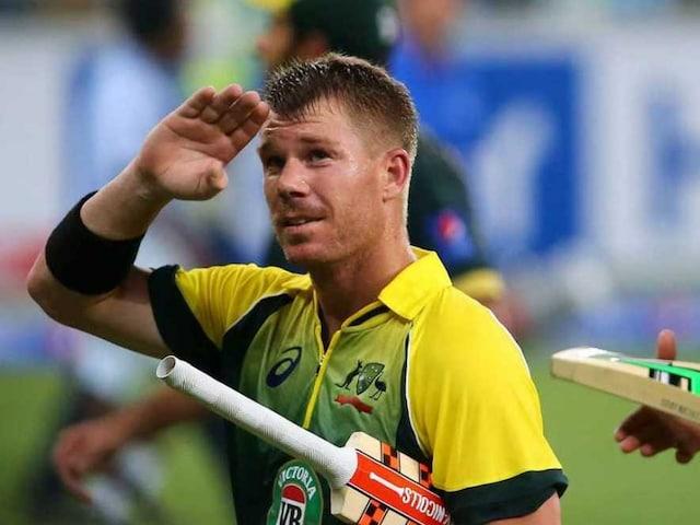 India vs Australia: David Warner Insists On Playing Aussie Brand Of Cricket