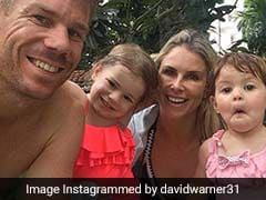 David Warner, Wife Candice And Daughters Having A Fabulous Time In 'Incredible Country India'