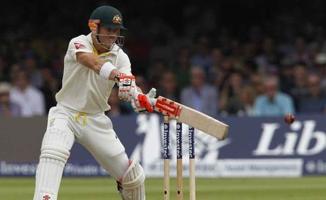 BANvsAUS Test: डेविड वार्नर का शतक, ऑस्ट्रेलिया को पहली पारी में बढ़त मिली