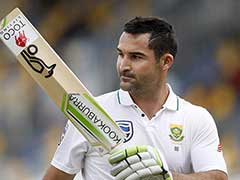 1st Test: South Africa On Top Despite Dean Elgar Heartbreak On Day 2
