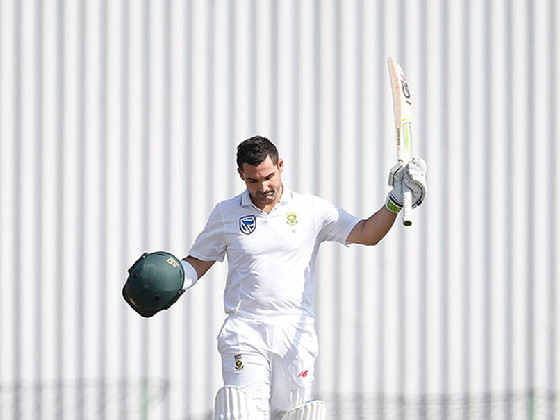 1st Test: Dean Elgar Bats Through First Day as South Africa Dominate