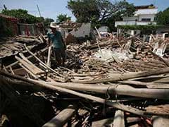 Thousands Of Homes Wrecked By Huge Mexican Earthquake