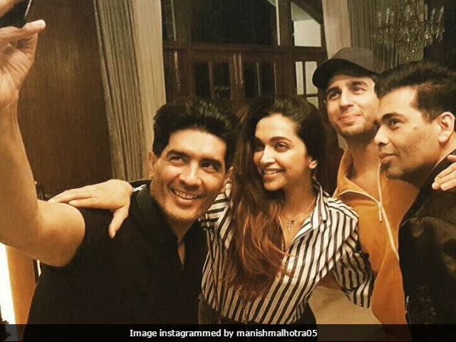 Deepika Padukone Went To A Party And Had Fun. Trolls Can't Handle That