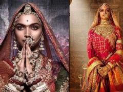 Deepika Padukone's <I>Padmavati</i> Unibrow Stops Twitter In Its Tracks