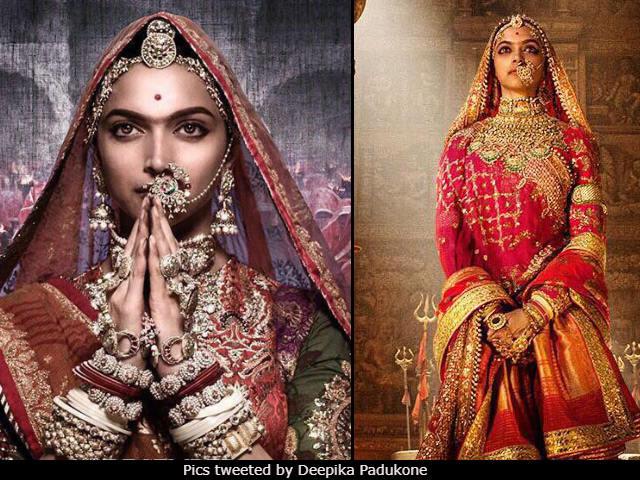 Deepika's Padmavati Unibrow Stops Twitter In Its Tracks