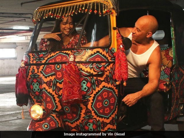 Deepika Padukone Is Vin Diesel's Favourite Co-Star. Here's How We Know