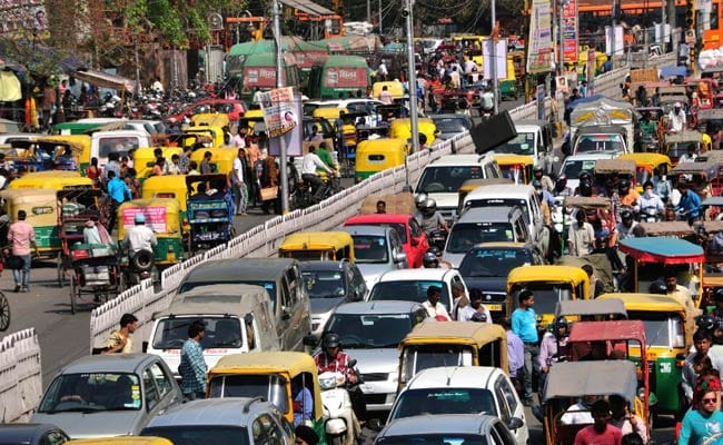 Delhi Government To Redesign 500 Km Of 100-Ft-Wide Roads In City