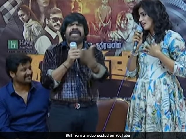 Venkat Prabhu Trolled For 'Supporting' T Rajendar Who Insulted Vizhithiru Actress Dhanshika