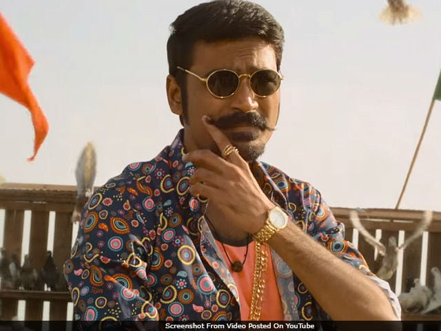 Dhanush's Maari 2 Is Trending. Here's Why