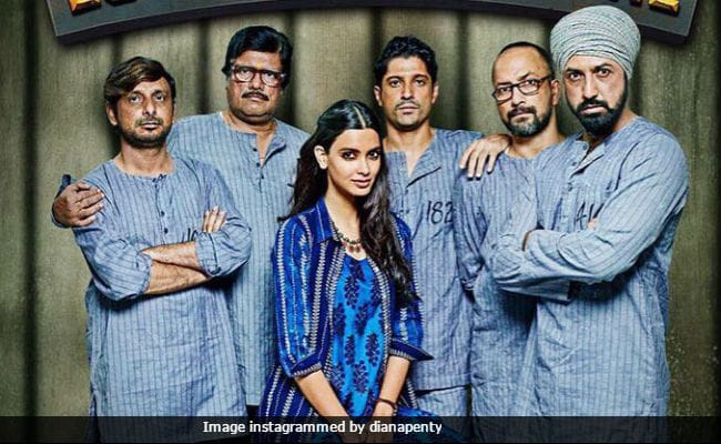 Lucknow Central Movie Review: Farhan Akhtar Can't Rock On Behind Bars