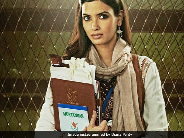 Lucknow Central's Diana Penty Picks Roles Based on 'Character's Impact Not Screen Time'