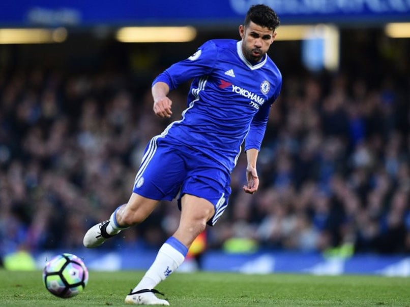 Conte Comments On Costa's Chelsea Exit