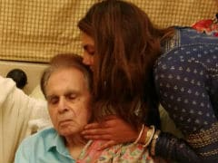 Dilip Kumar And Saira Banu's Evening With Priyanka Chopra. See Pics