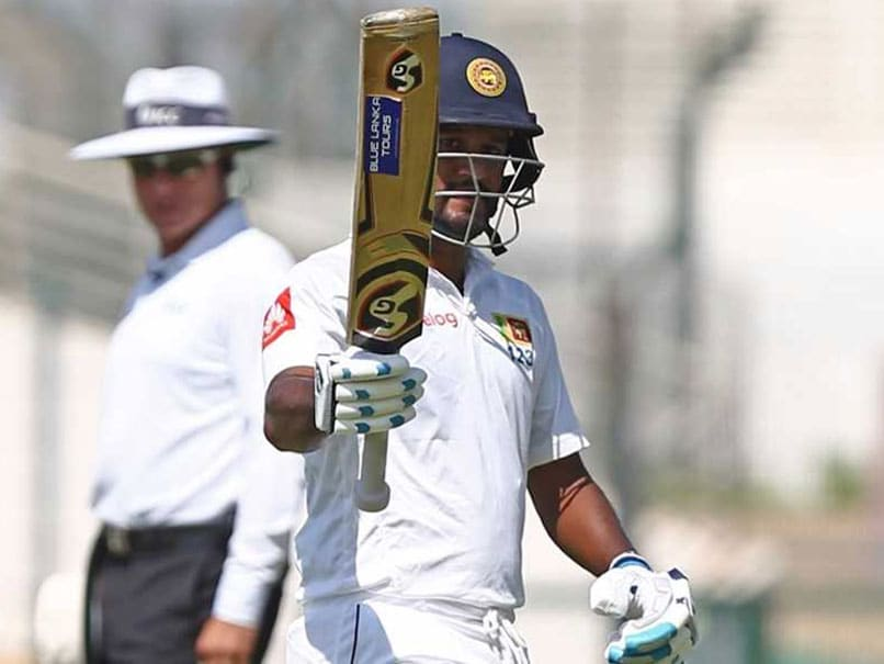 1st Test: Dimuth Karunaratne Leads Sri Lanka Fightback Against Pakistan On Day 1