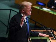 Trump's Speech At UN: 'Rocket Man' Kim Jong-Un On 'Suicide Mission'