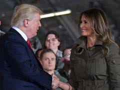 This Donald Trump-Melania Trump Moment Has Been Called Awkward By Twitter