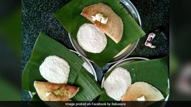 Mysore's Mylari Dosa is Not What You'd Expect