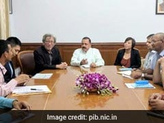 Singapore To Set Up Skill Center In Northeast: Dr Jitendra Singh