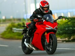 Ducati SuperSport S First Ride Review