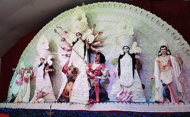 Delhi Celebrates Durga Puja In An Eco-Friendly Way
