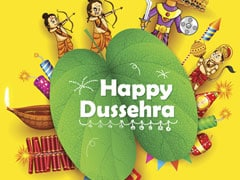 Dussehra 2017: SMS, Wishes, Whatsapp Messages And Facebook Greetings
