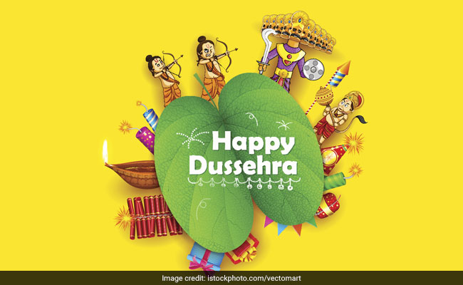 Happy Dussehra 2017: SMS, Wishes, Whatsapp Messages And Facebook Greetings