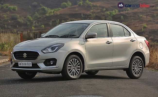 The Maruti Suzuki Dzire commands a 55 per cent market share in the segment