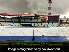 India vs Australia: Rain Threat To Second ODI, Both Teams Cancel Training Session