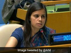 "Diplomat Eenam Gambhir, Who Called Pakistan ""Terroristan"", Robbed Of Phone In Delhi"