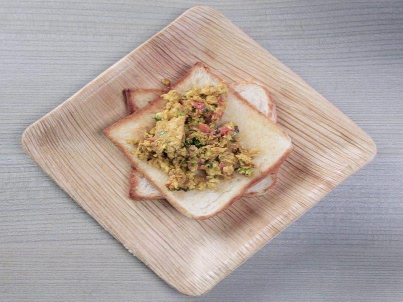 मसाला अंडा भुर्जी
