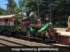On Heritage Run, World's Oldest Locomotive Draws Huge Crowds