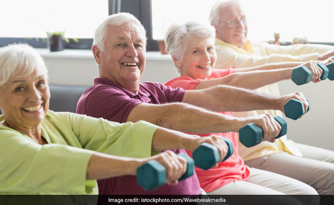 Pay Attention Elders! Regular Exercise Is The Way To A Healthy Life