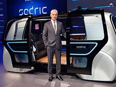 Frankfurt 2017: Carmakers Face Electric Reality As Combustion Engine Outlook Dims
