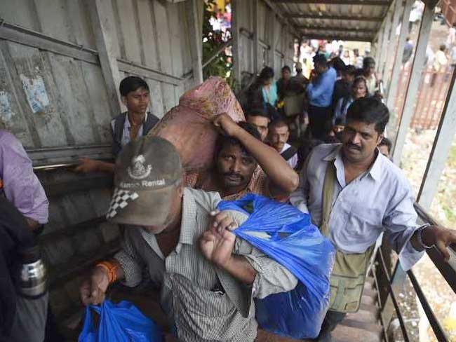 'When A Mob Panics, You Can't Think': Survivor On Mumbai Stampede