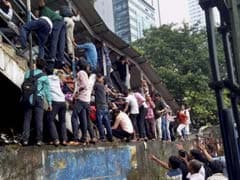 Woman Hurt As Tile Of Elphinstone Road Foot Overbridge Falls On Her Head