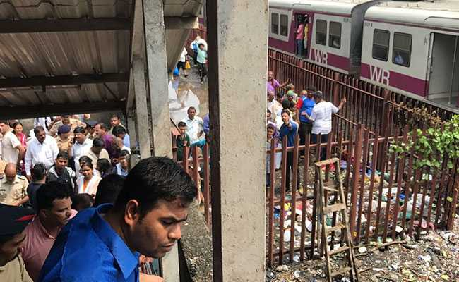 Shiv Sena Says Mumbai Stampede Is 'Massacre'
