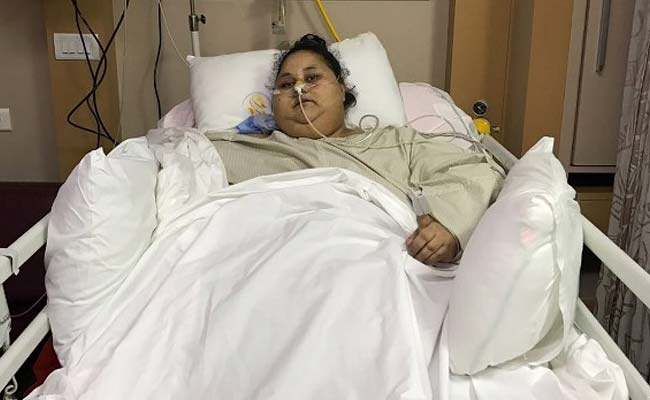 Mumbai Doctor Who Treated Eman Ahmed Tweets Verse From Koran To Mourn Her