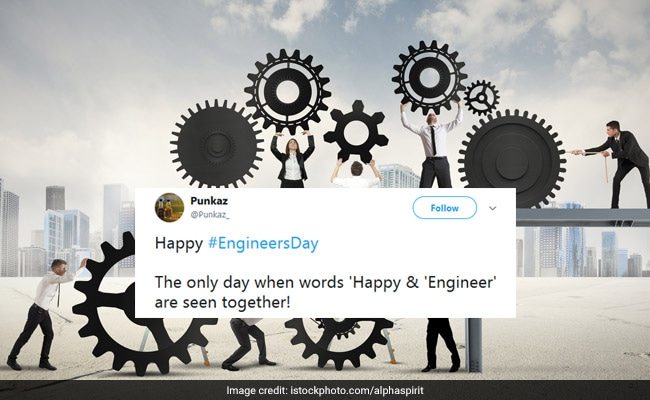 On Engineer's Day, Twitter Filled With Wry Humour. The 10 Funniest Tweets