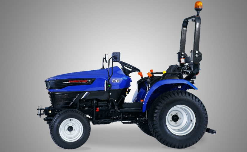 Image result for Escorts launches first electric and hydrostatic tractor
