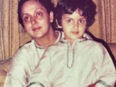 Here Are Esha Deol And Hema Malini From 1984